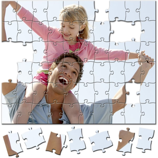 Puzzle Baskı